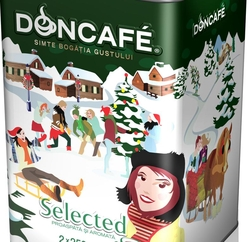 Cadoul ideal de Craciun: experienta unica Doncafe
