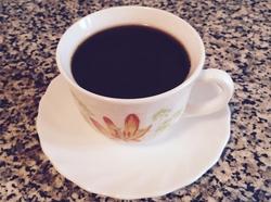 cafeaua neagra slabeste)